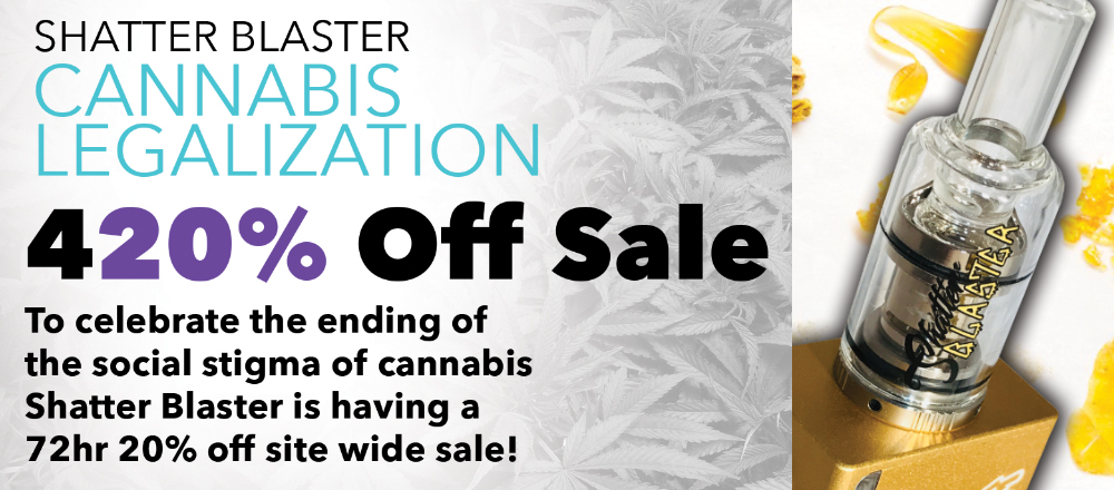 Legalization Sale