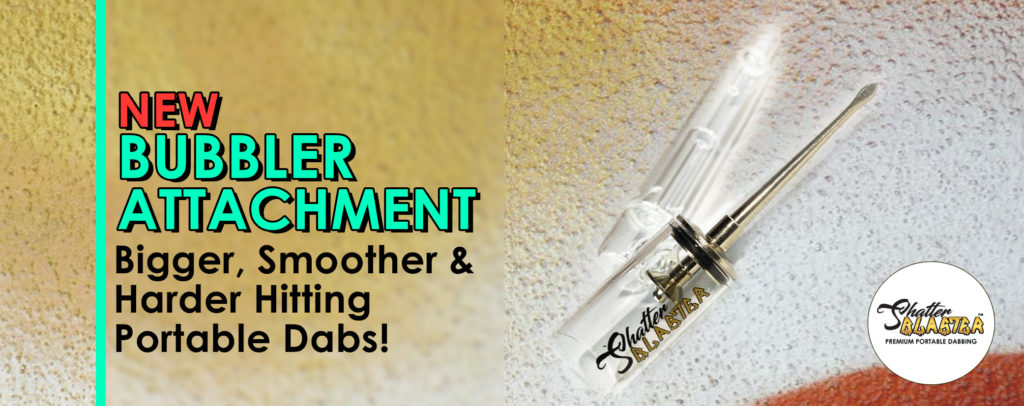 Introducing Our Bubbler Attachment